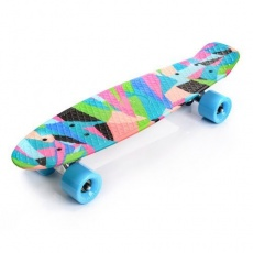 Meteor Multikolor Colors 22605 skateboard