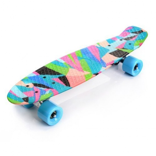 Meteor Multikolor Colors 22605 skateboard