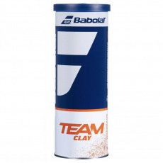 Babolat Team Clay 3pcs tennis balls 501082
