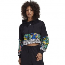 Adidas Originals Cropped Hoodie W GC6850