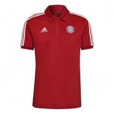 FC Bayern 3-Stripes Polo M