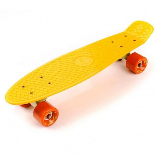 Meteor plastic skateboard 23699