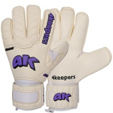 4Keepers Champ Purple IV RF S605245 goalkeeper gloves