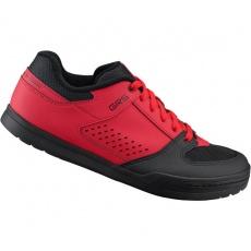 boty Shimano GR5 červené