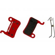 brzdové destičky SunRace DPS30 pro Shimano Deore, LX, XT, XTR