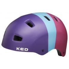 přilba KED 5Forty M 3 colors retro rave 54-58 cm