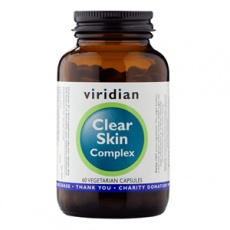 Clear Skin Complex 60 kapslí (Přírodní péče o pleť)