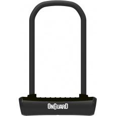 zámek ONGUARD podkova 115x230x11 mm černá