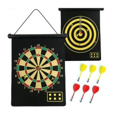 Magnetic Dart Board with 38 cm darts GT02008