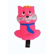 houkačka gumová kočička