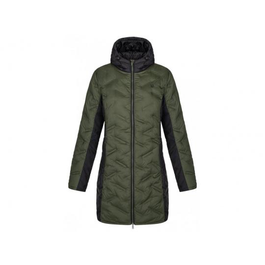 kabát dámský LOAP ITIKA zelený