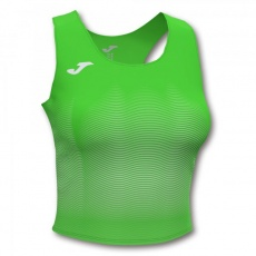 ELITE VII TOP FLUOR GREEN-WHITE