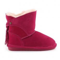 Bearpaw Mia Toddler Jr. Pom Berry Shoes