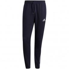 Essentials Tapered Elastic Cuff 3 Stripes Pant M