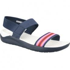 Crocs LiteRide Sandal W 205106-97W sandals navy blue
