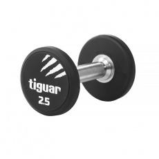 Tiguar PU dumbbell 2.5 kg TI-WHPU0025