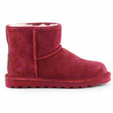 Bearpaw Alyssa W Bordeaux winter shoes