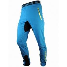 kalhoty dlouhé unisex HAVEN NALISHA modrá/žlutá