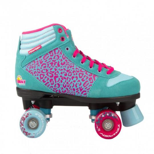 Tempish Sunny Leopard Jr roller skates