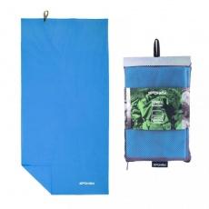 ručník rychleschnoucí Spokey SIROCCO XL 85x150cm tyrkysový