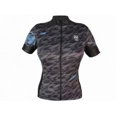 dres krátky dámský HAVEN SKINFIT černá/modrá