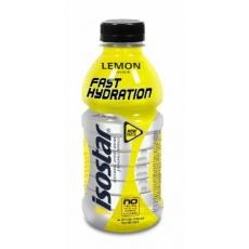 nápoj ISOSTAR PET FAST HYDRATATION citron 500ml exp. 12/20