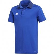 Adidas Condivo 18 Cotton Polo Junior CF4372 football jersey