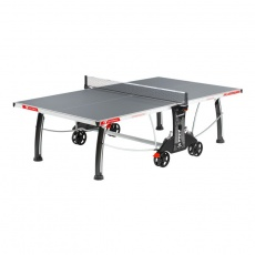 Cornilleau Platinium Outdoor gray table tennis table