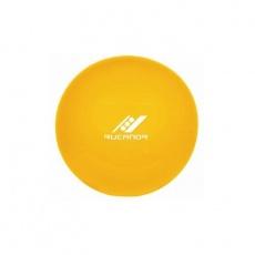 Gymnastics ball Rucanor Gym Ball 45cm yellow + pump