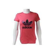 Adidas J BB Trefoil T-Shirt Junior AJ0035