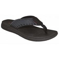 boty pánské LOAP CALLAY žabky černé