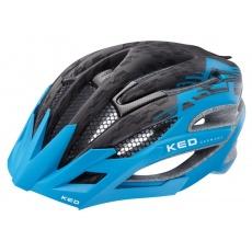 přilba KED Wayron PRO L černá/sv.modrá matt  57-61 cm