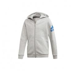 Adidas Must Haves Badge of Sport Track Hoodie Junior sweatshirt