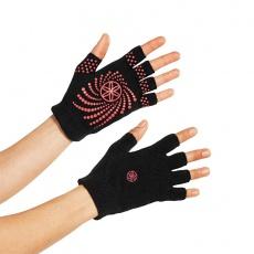 57125 fingerless non-slip gloves