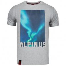 Alpinus Cordillera gray T-shirt M ALP20TC0009