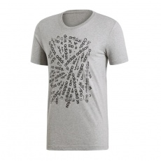 Adidas Essentials Linear Scatter M DV3047 T-shirt