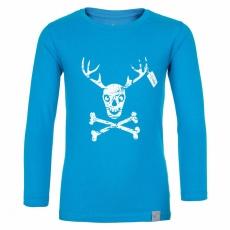 KILPI HARDY-JB - chlapčenské bavlnené tričko