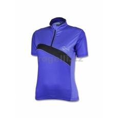 dres krátký dámský Rogelli BONA fialový