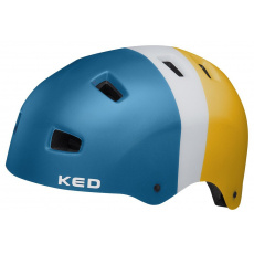 přilba KED 5Forty L 3 colors retro boy 57-62 cm