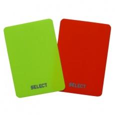 Referee cards 2pcs