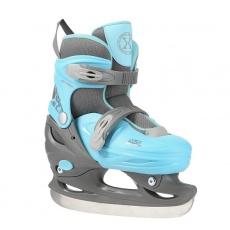 Lední brusle NILS EXTREME NH11901 šedo-modré