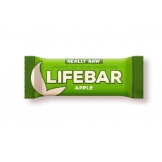tyčinka Lifefood Lifebar Bio Raw jablečná