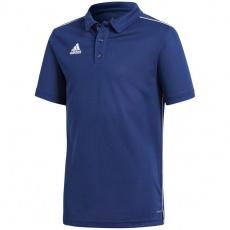 T-Shirt adidas CORE 18 POLO JR CV3680