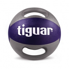 Medicine ball with handles tiguar 10 kg TI-PLU010