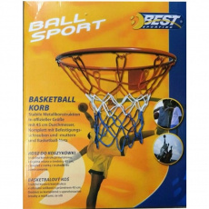 Basketball ring with mesh 45cm Best Sporting