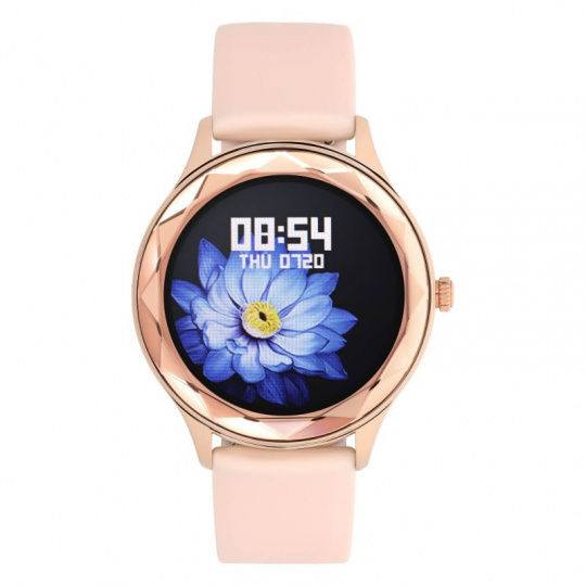 Watch, smartwatch Women Elise gold-pink
