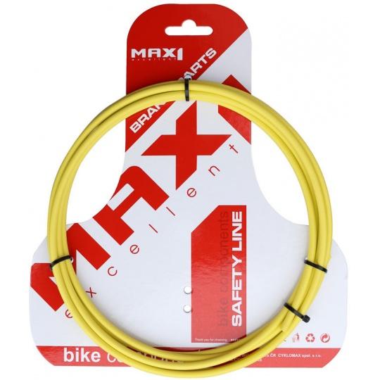 hydraulická hadička MAX1 balení 3m žlutá