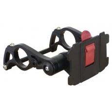 držák ke koši Animal s klecí Qfix E95 hliníkový