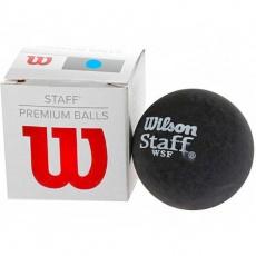 Wilson Staff Ball BL DOT squash ball blue dot WRT617000
