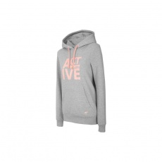 4F W sweatshirt H4Z20-BLD013 Gray melange